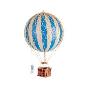 Bilde av Luftballong medium Travel Light blå