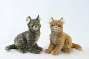 Bilde av HansaCreation Katt grå